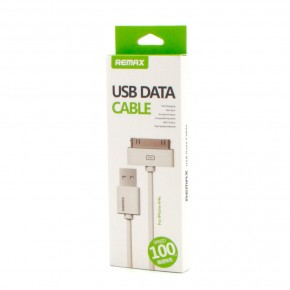 Кабель USB REMAX AA RE80 S100 for 4G iPh FAST Charging 1000mm