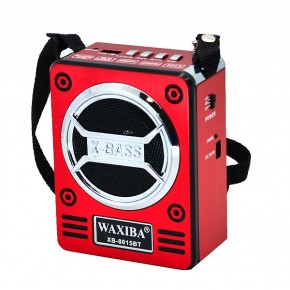 Waxiba XB-8015BT р/п (USB, Bluetooth)