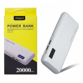 Power Bank DEMACO DMK-A36 20000mAh
